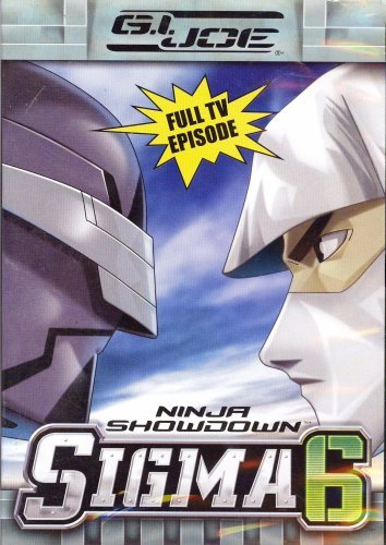 Gi Joe G. I. Joe Sigma 6 ~ Ninja Showdown