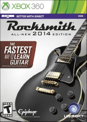 Xbox 360 Rocksmith 2014 Edition Ubisoft