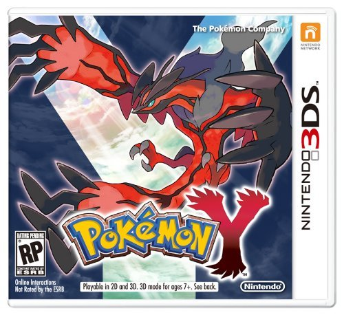 Nintendo 3ds Pokemon Y Nintendo Of America E