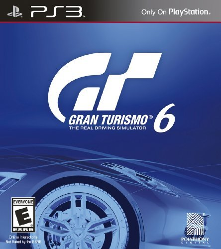 Ps3 Gran Turismo 6 Sony Computer Entertainment Gran Turismo 6