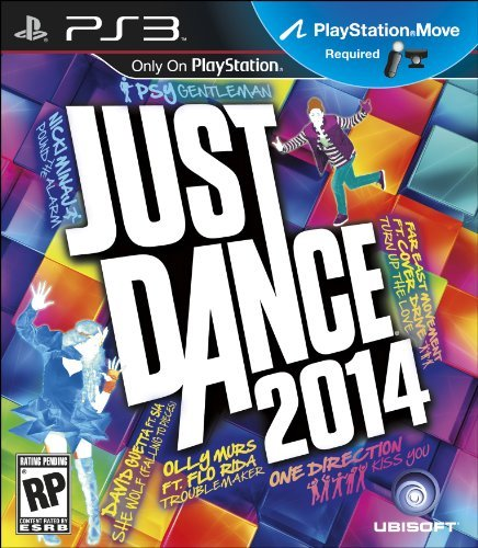 Ps3 Just Dance 2014 Ubisoft Rp