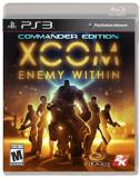 Ps3 Xcom Enemy Within Take 2 Interactive M