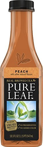 Beverage Pure Leaf Tea With Peach