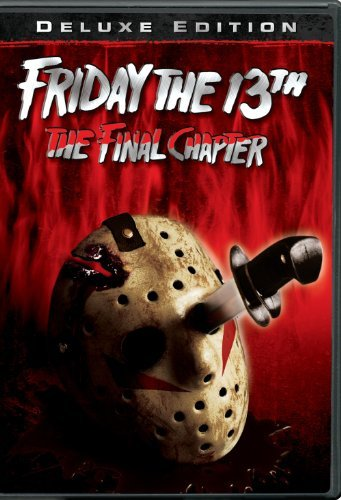 Friday The 13th Final Chapter Beck Anderson Feldman DVD R Ws