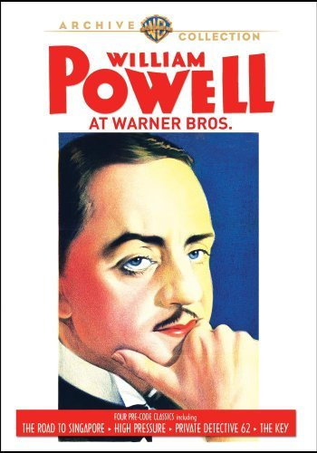 William Powell At Warner Bros. William Powell At Warner Bros. Made On Demand Nr 4 DVD