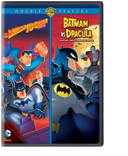 Batman Vs. Dracula Batman Vs. Batman Vs. Dracula Batman Vs. Nr 2 DVD