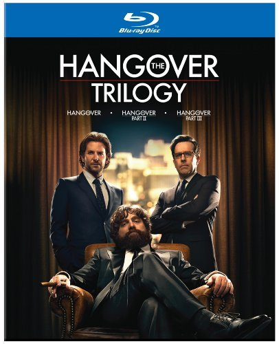 Hangover Trilogy Trilogy Blu Ray Nr Ws