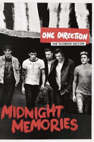 One Direction Midnight Memories Deluxe Ed.