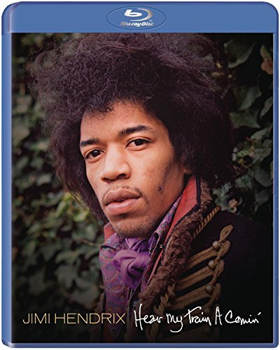 Jimi Hendrix Hear My Train A Comin Blu Ray Ws