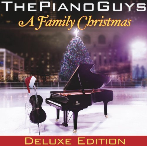 Piano Guys Family Christmas (deluxe) (cd Deluxe Ed. Incl. DVD