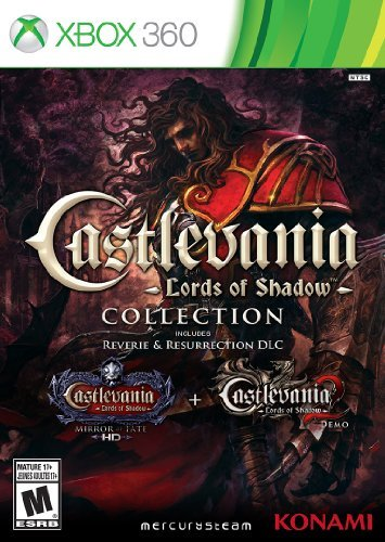 Xbox 360 Castlevania Lords Of Shadow C Konami Of America M