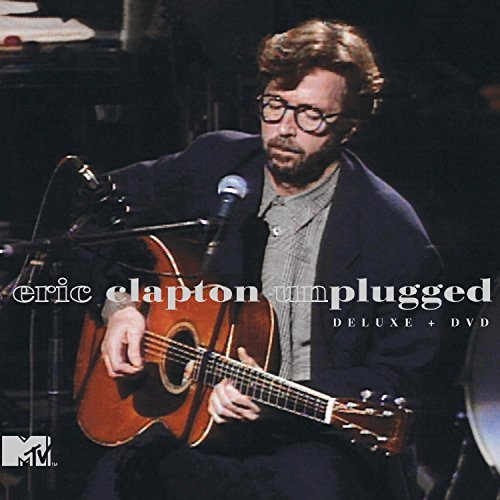 Eric Clapton Unplugged Expanded & Remaster 2 CD Incl. DVD