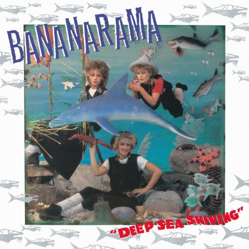 Bananarama Deep Sea Skiving Deluxe Editi Import Gbr 2 CD Incl. DVD