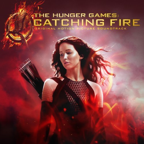 Various Artists Hunger Games Catching Fire Picture Disc 2 Lp