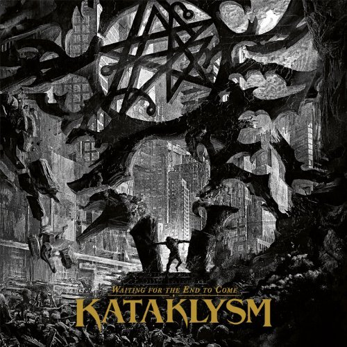 Kataklysm Waiting For The End Of The World Inc. Bonus Track Digipak