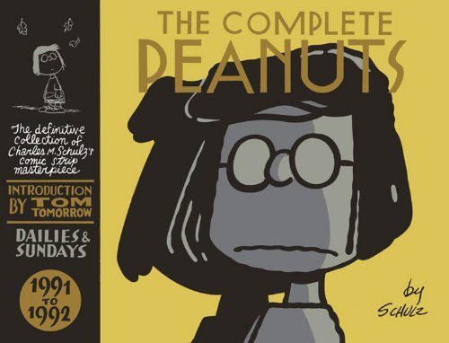 Charles M. Schulz The Complete Peanuts 1991 1992