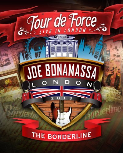 Joe Bonamassa Tour De Force Live In London The Borderline Blu Ray