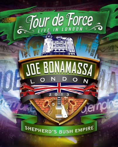 Joe Bonamassa Tour De Force Live In London Blu Ray Nr
