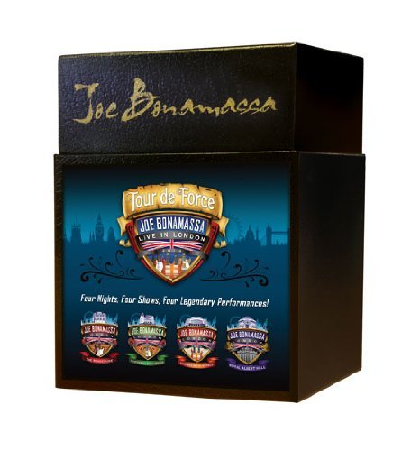 Joe Bonamassa Tour De Force Live In London Nr 4 DVD