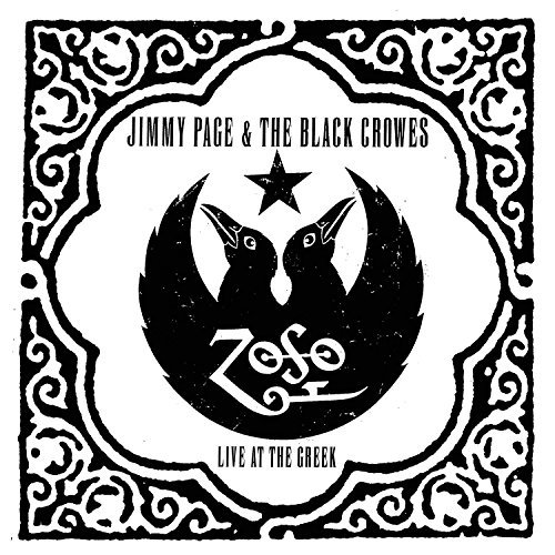 Jimmy & The Black Crowes Page Live At The Greek 3 Lp