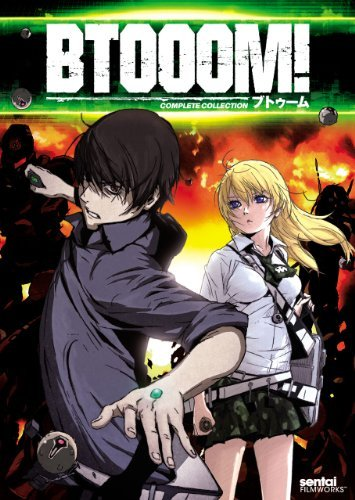 Btooom Complete Collection Btooom Jpn Lng Eng Sub Nr 3 DVD