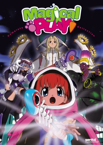 Magical Play Complete Collect Magical Play Jpn Lng Eng Sub Nr 2 DVD