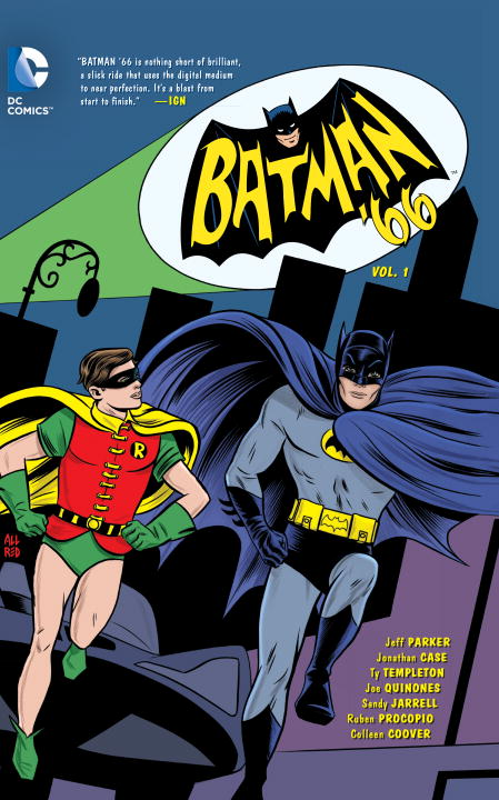 Jeff Parker Batman '66 Volume 1
