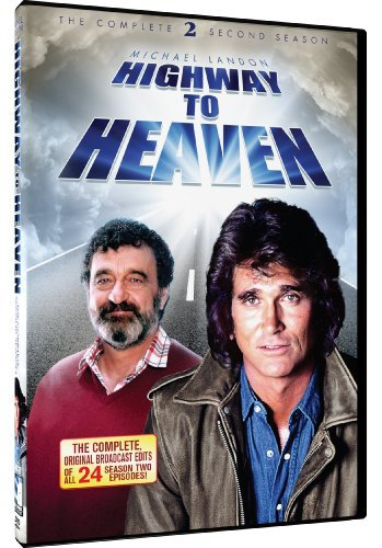 Highway To Heaven Season 2 DVD Tvpg 5 DVD