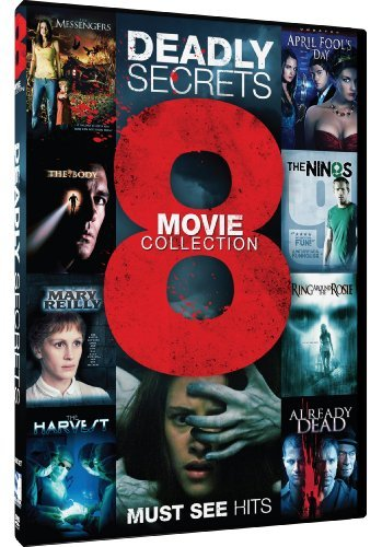 Deadly Secrets 8 Movie Collect Deadly Secrets 8 Movie Collect R 2 DVD