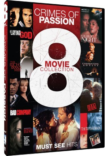 Crimes Of Passion 8 Movie Coll Crimes Of Passion 8 Movie Coll R 2 DVD