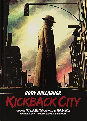 Rory Gallagher Kickback City [box Set] Deluxe Ed. 3 CD