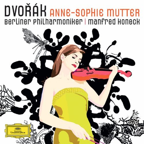 Antonin Dvorák Violin Concerto Mutter Honeck Berlin