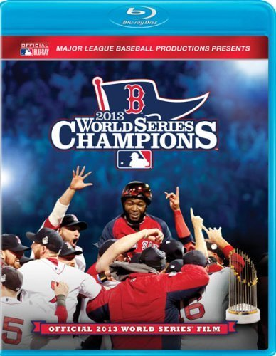 Boston Red Sox 2013 World Series Champions Blu Ray Nr Ws