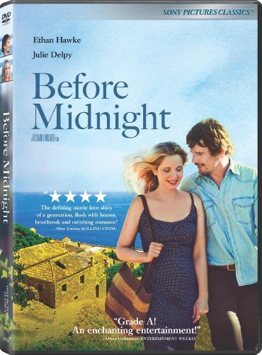Before Midnight Hawke Delpy DVD Uv R Ws
