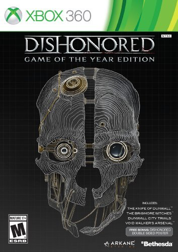 X360 Dishonored Goty Edition
