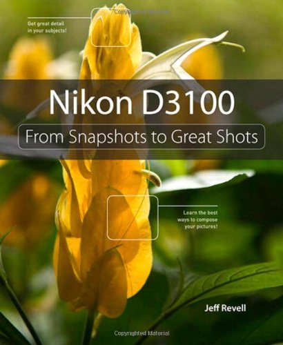 Jeff Revell Nikon D3100 From Snapshots To Great Shots