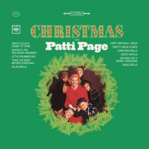 Patti Page Christmas With Patti Page