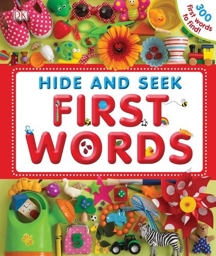 Dawn Sirett Hide And Seek First Words
