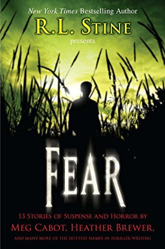 R. L. Stine Fear 13 Stories Of Suspense And Horror