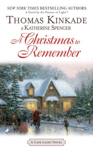 Kinkade Thomas A Christmas To Remember