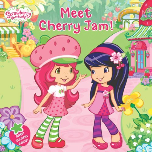 Amy Ackelsberg Meet Cherry Jam!