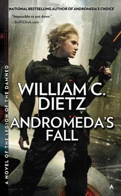 William C. Dietz Andromeda's Fall