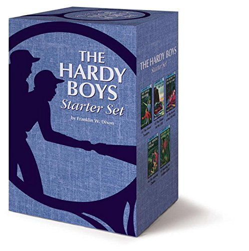 Franklin W. Dixon Hardy Boys Starter Set The Hardy Boys Starter Set