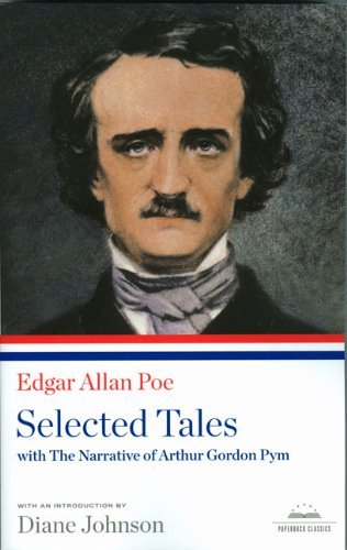 Edgar Allan Poe Edgar Allan Poe Selected Tales With The Narrative Of Arthur Gordo