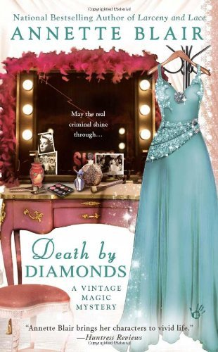 Annette Blair Death By Diamonds