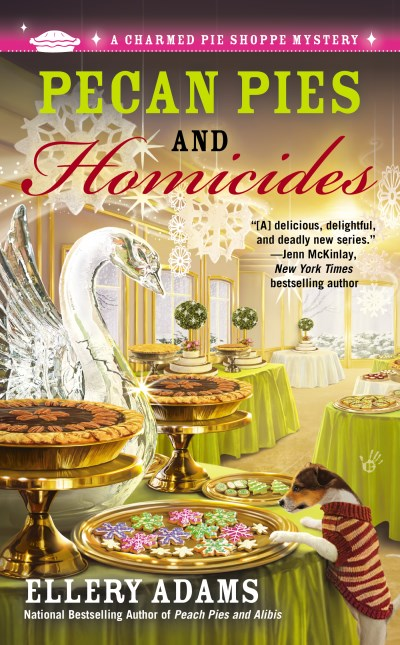 Ellery Adams Pecan Pies And Homicides