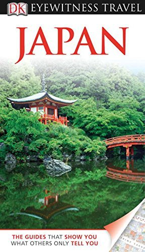 John Benson Dk Eyewitness Travel Guide Japan