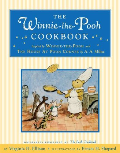 Virginia Ellison The Winnie The Pooh Cookbook