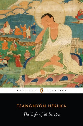Tsangnyon Heruka The Life Of Milarepa
