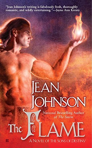 Jean Johnson The Flame